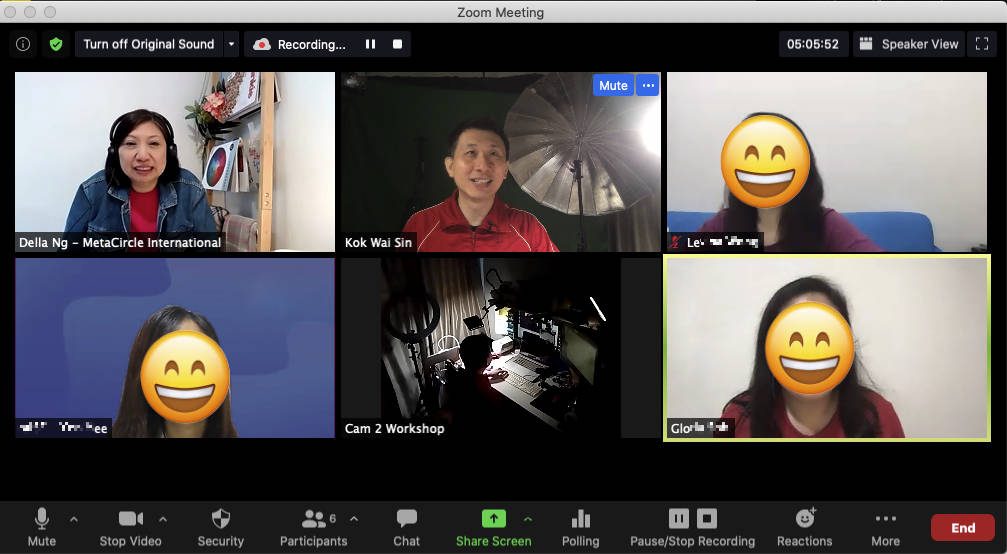 Creating an Engaging Virtual Session breakout