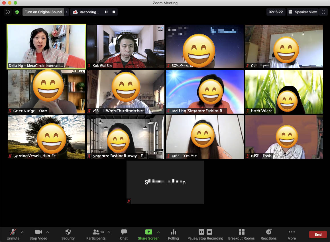 Creating an Engaging Virtual Session attendees